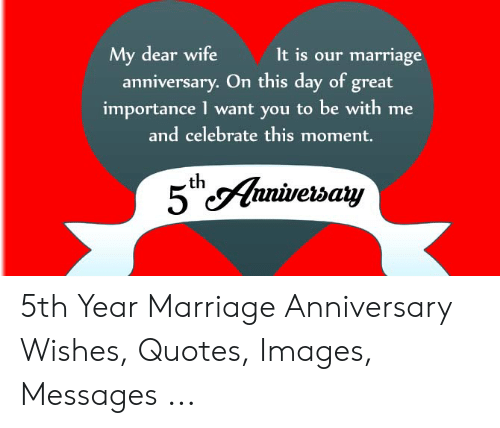 My Dear Wife Anniversary on This Day of Great Importance 1