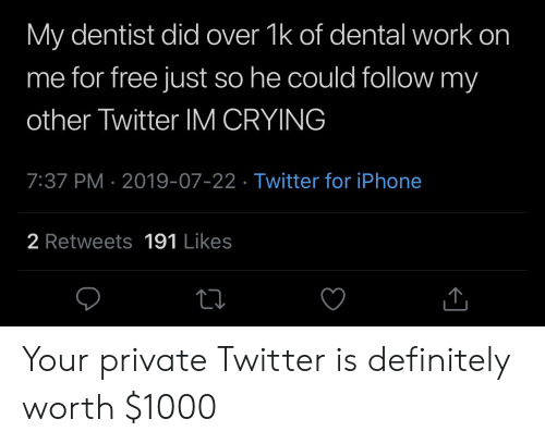 My Dentist Did Over 1k of Dental Work on Me for Free Just So