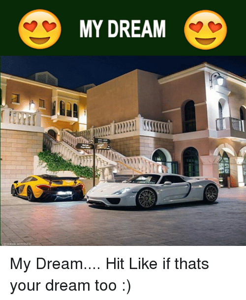 Memes And Dream My Hit