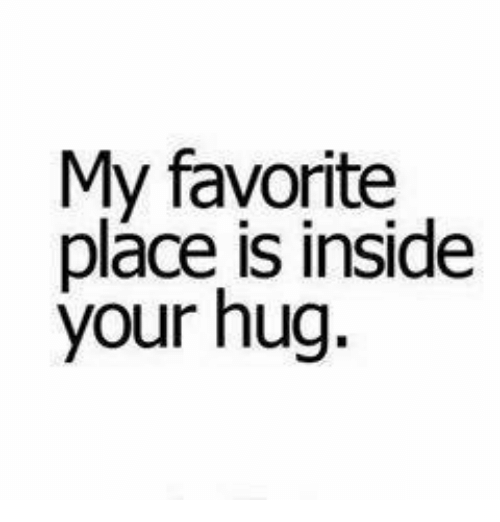 my favorite place is