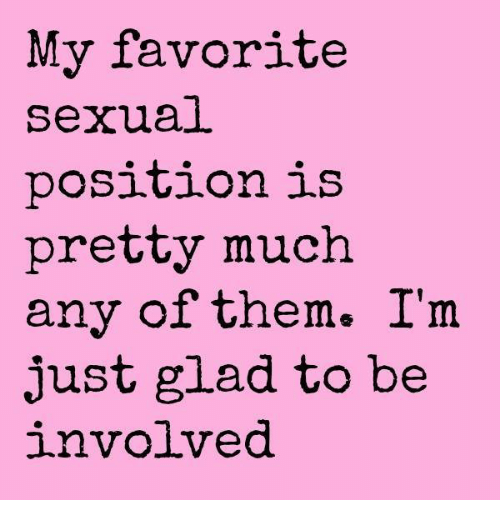 Pretty sexual position pictures