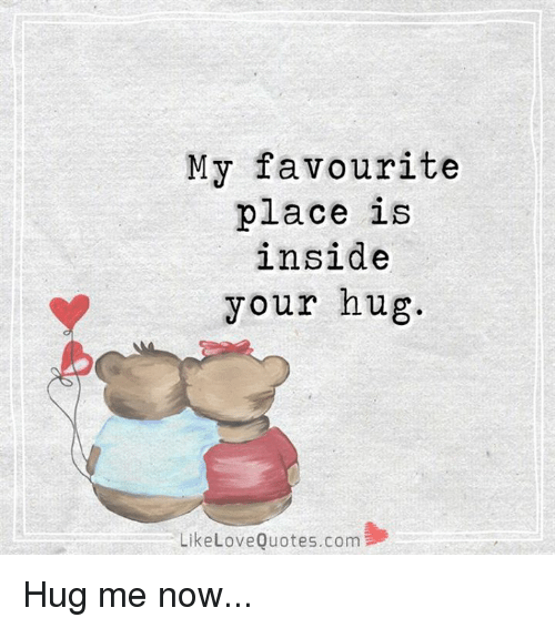 what is your favourite place