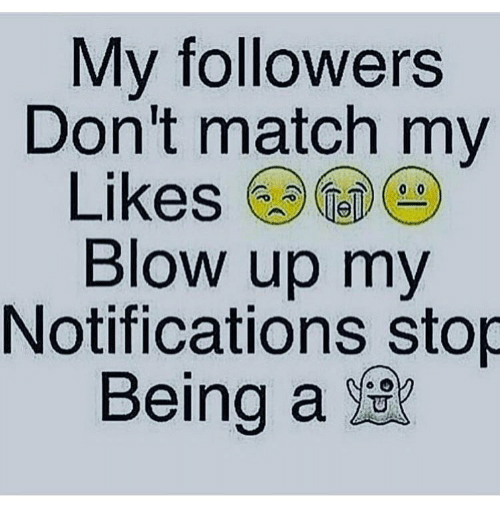 my followers dont match my likes blow up my notifications 7490415 my followers don't match my likes blow up my notifications stop