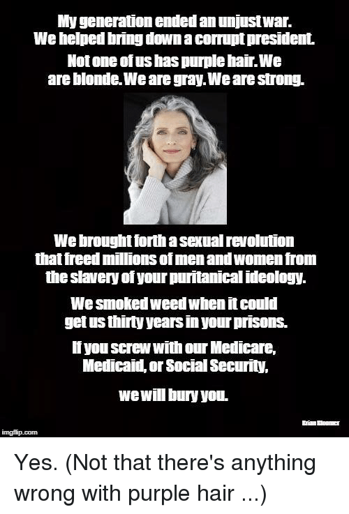 Sexual revolution was not our war