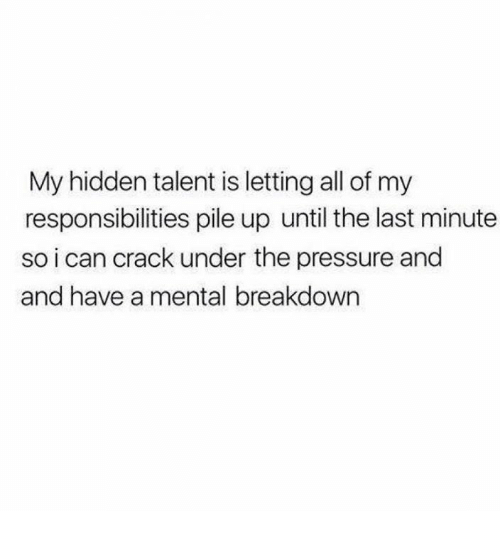 Hidden Talent