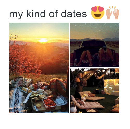 Relationships, Dates, and Kind: my kind of dates