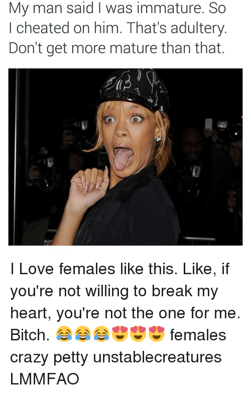 25 Best Memes About Cheating Bitch Love And Dank Memes