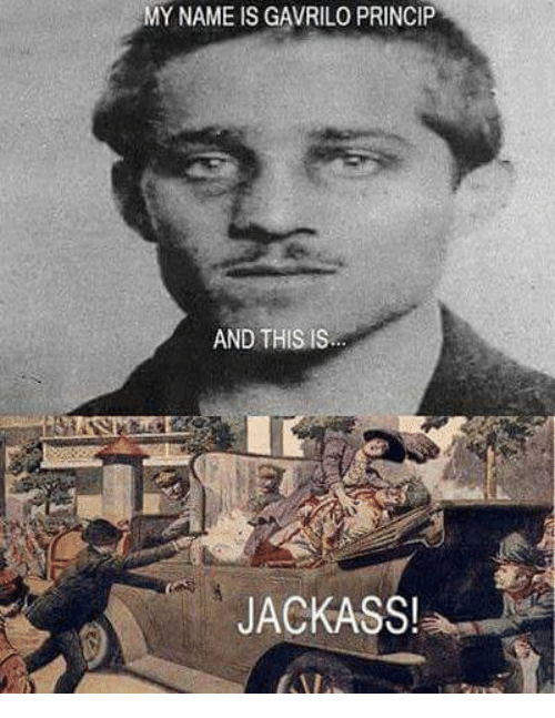 Me and my jack ass