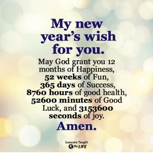 memes joyful and luck my new years wish for you may god