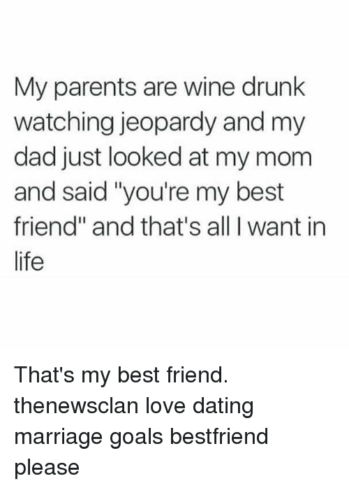 Dating my dad best friend