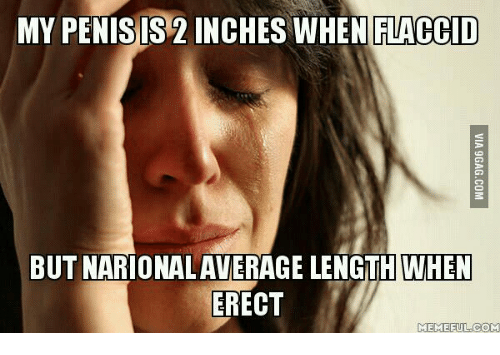 My Penis Is 5 Inches