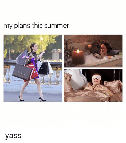 Memes, Summer, and 🤖: my plans this summer  ANEL yass