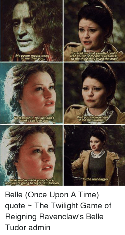 my power means more to me than you no it 13419407 ✅ 25 best memes about belle once upon a time belle once upon a