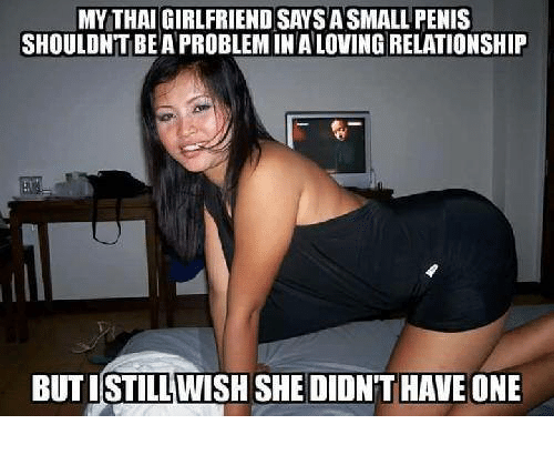 Problem of small penis