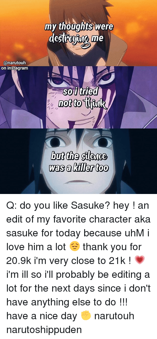 my thouahts were narutouh on instagram so i tried notto 25162756 ✅ 25 best memes about editing a editing a memes,Edit Memes