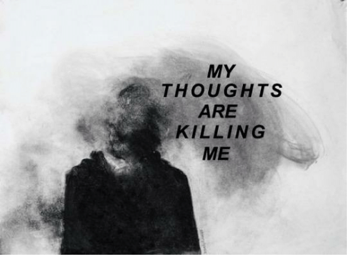 my thoughts are killing me dank meme on me me