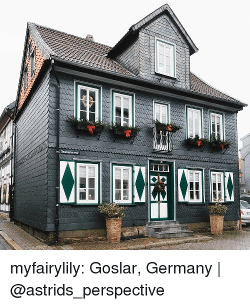Instagram, Target, and Tumblr: myfairylily:  Goslar, Germany    @astrids_perspective