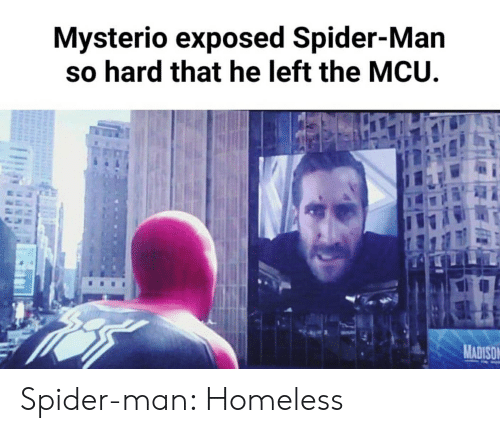 Mysterio Exposed Spider-Man So Hard That He Left the MCU