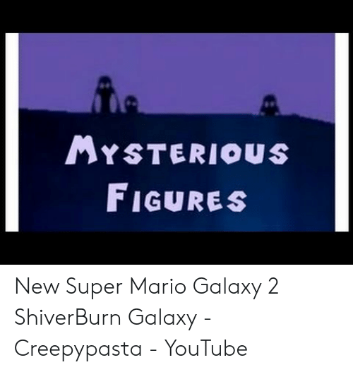 MYSTERIOUS FIGUREs New Super Mario Galaxy 2 ShiverBurn
