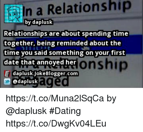 dating to relationship time