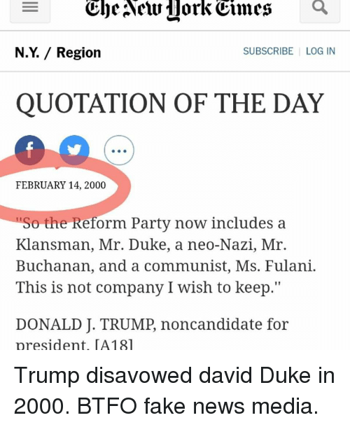 NY Region SUBSCRIBE LOG IN QUOTATION OF THE DAY FEBRUARY 60 60 So Delectable Quotation Of The Day