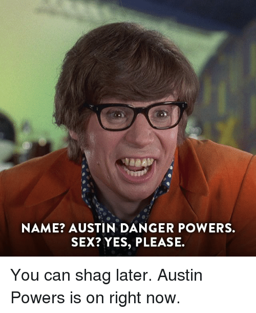 Austin Powers Fuck 31