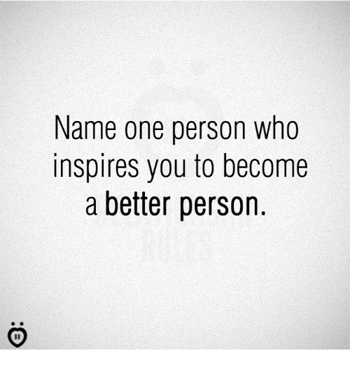 who inspires you hola klonec co