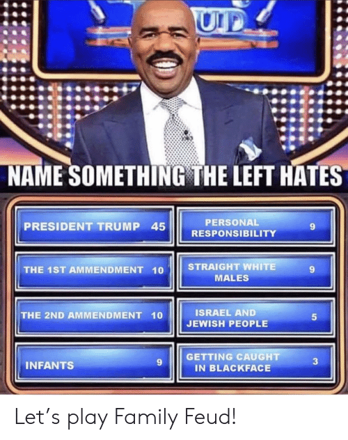 NAME SOMETHING THE LEFT HATES PERSONAL RESPONSIBILITY