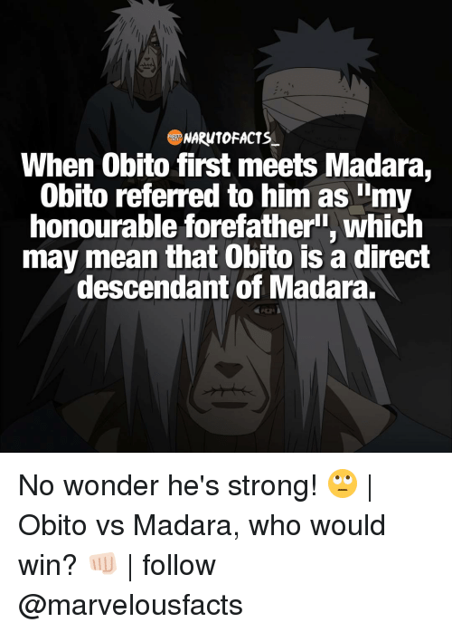 obito and madara relationship memes