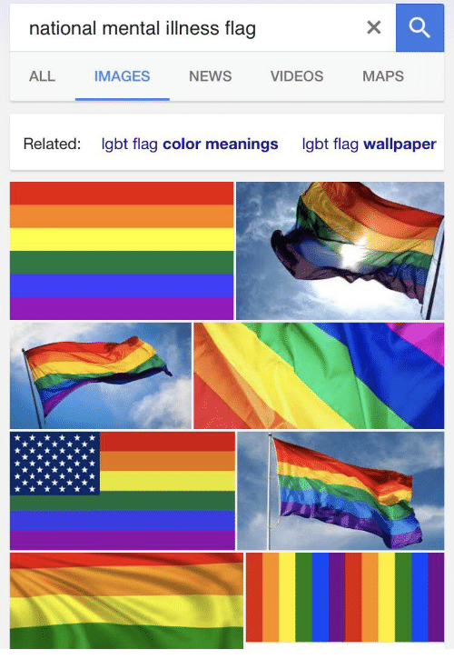 national mental illness flag maps videos all mages news related lgbt