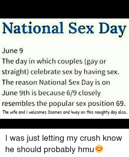 When is national couples day