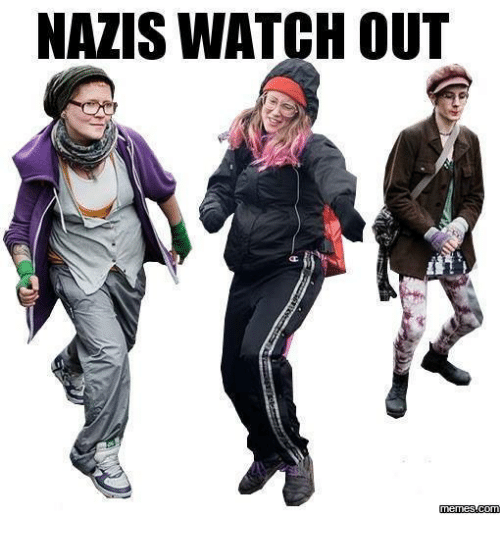 nazis watch out memes orm 15225167 nazis watch out memes orm watch out meme on me me
