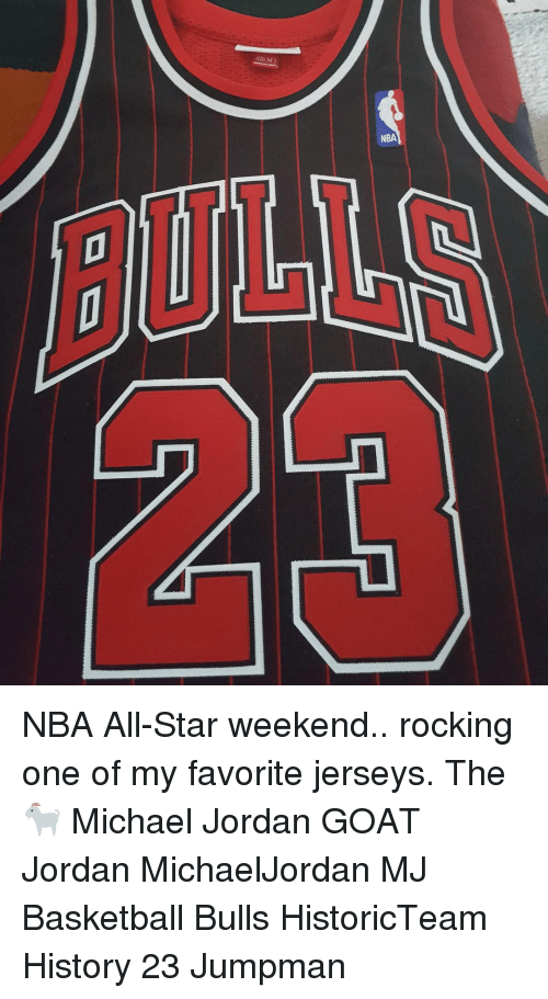 d70f9ef4757e NBA NBA All-Star Weekend Rocking One of My Favorite Jerseys the ...