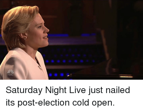 Cold Open