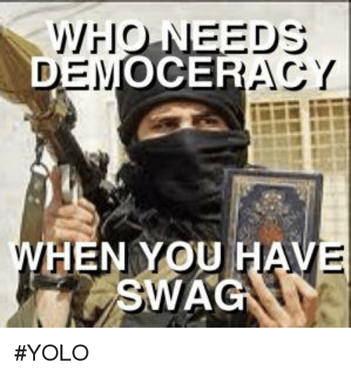 NEEDS OCE ACY DEMO WHEN YOU HAVE #YOLO   Meme on ME ME