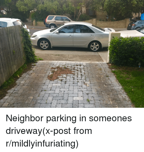 Trashy, Post, and Parking