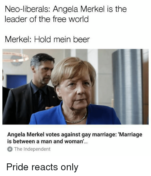 a discussion on the leadership qualities of angela merkel Time magazine named germany's chancellor angela merkel its person of the  year wednesday afternoon merkel, who has served as.