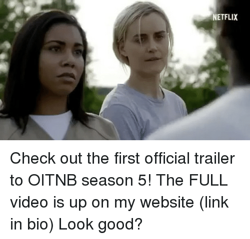 The First Netflix Daredevil Trailer Is Out: 25+ Best Memes About Oitnb Season 5