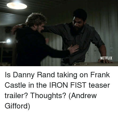 The Man With The Iron Fists Trailer: 25+ Best Memes About Iron Fist