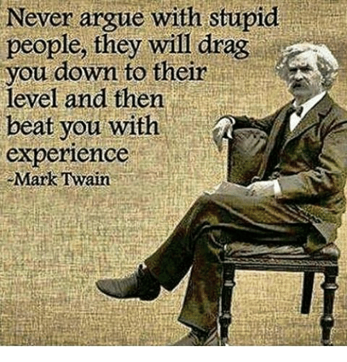 Never Argue With Stupid People Quote: Are Pve Channels Coming?