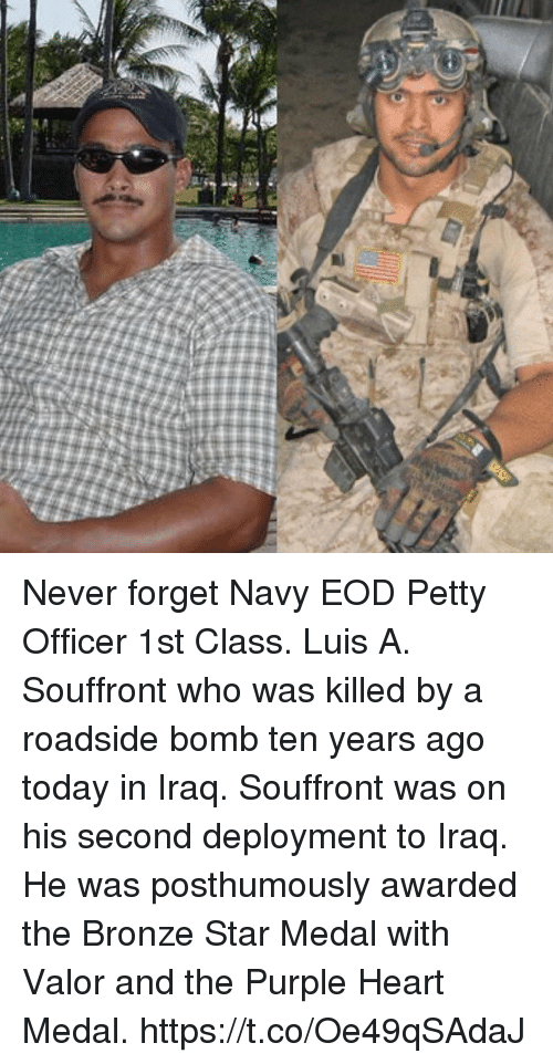 never forget navy eod petty officer 1st class luis a 30784817 25 best eod memes science class memes, thermal memes