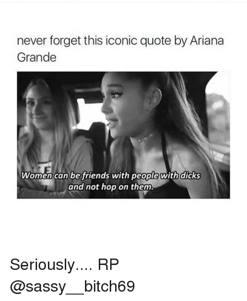 Never Forget This Iconic Quote by Ariana Grande Women Can Be ...