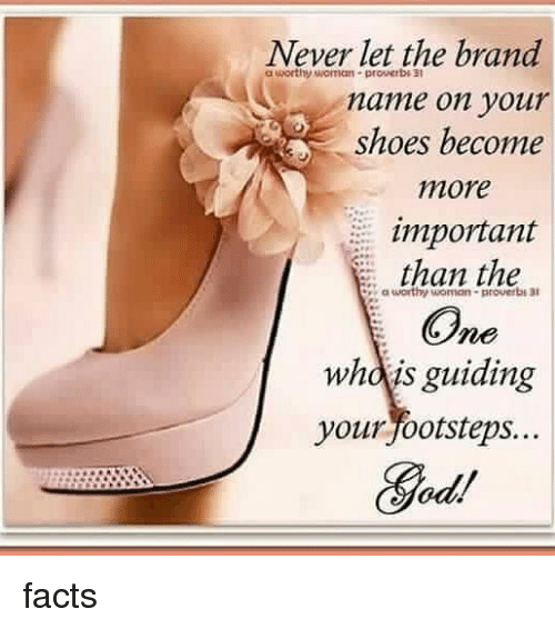 Never Let the Brand a Worthy Worric-Proverbs 3 Name on Your
