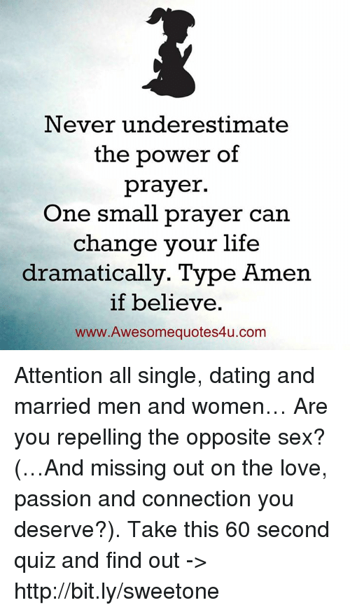 Different types of dating couples prayer