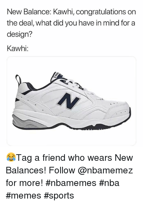 new balances meme
