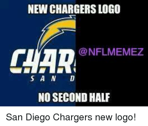 San Diego Chargers Emblem: 25+ Best Memes About Chargers New Logo
