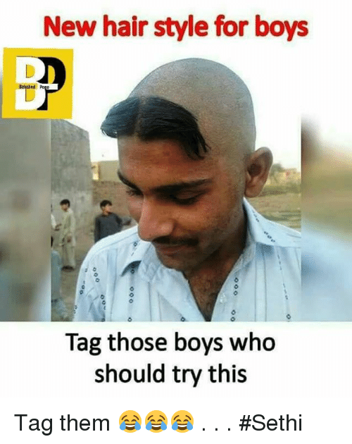 New Hairstyle For Boys Ed Page Tag Those Boys Who Should Try This
