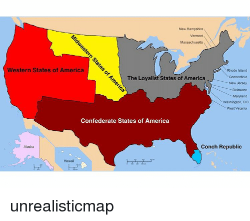 an analysis of confederate states of america