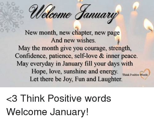 New Month New Chapter New Page And New Wishes May The Month