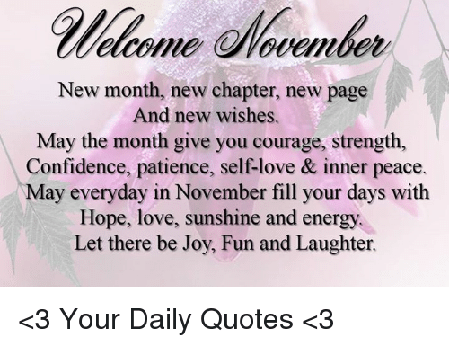 New Month Quotes New Month New Chapter New Page and New Wishes May the Month Give  New Month Quotes